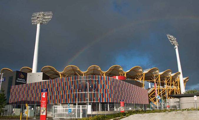 DAAC Carrara Stadium