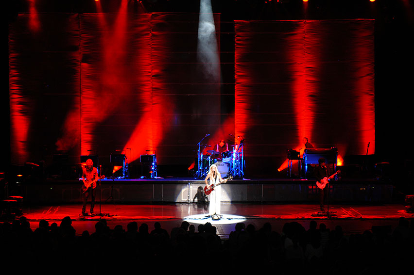 Cheryl Crow World Concert Tour